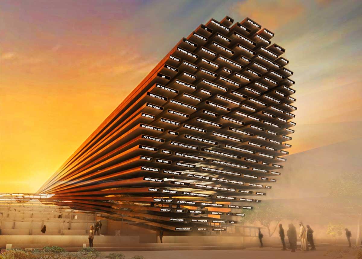 نگاهی به طراحی پاویلیون های برتر در اکسپو دبی ۲۰۲۰