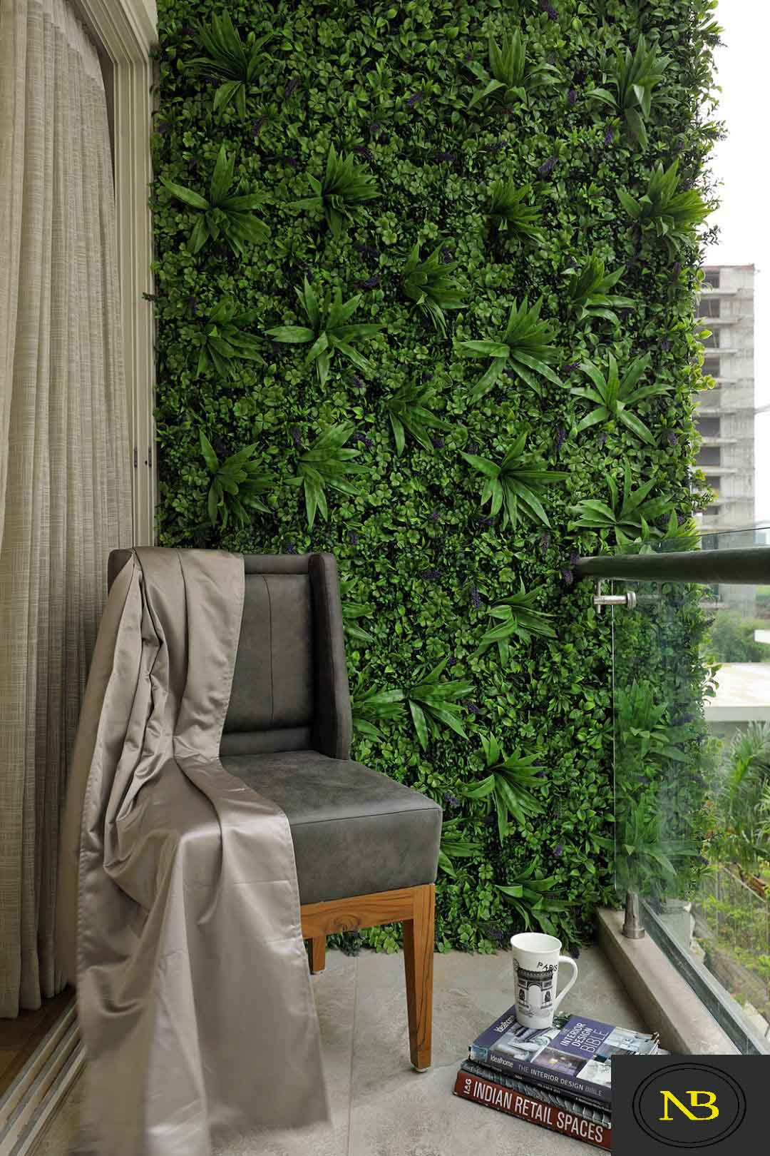اجرای صفر تا صد دیوار سبز (گرین وال)