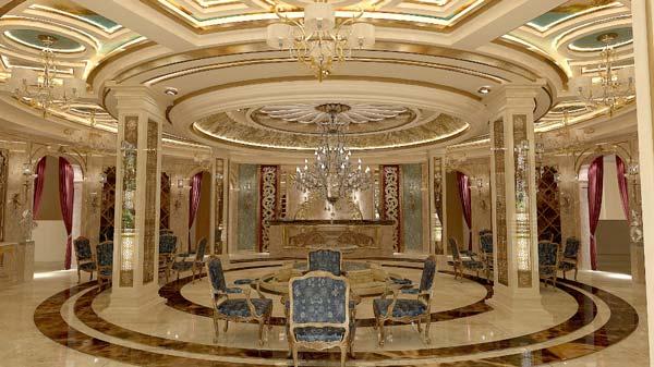 طراح و مجری پروژه های هتلی