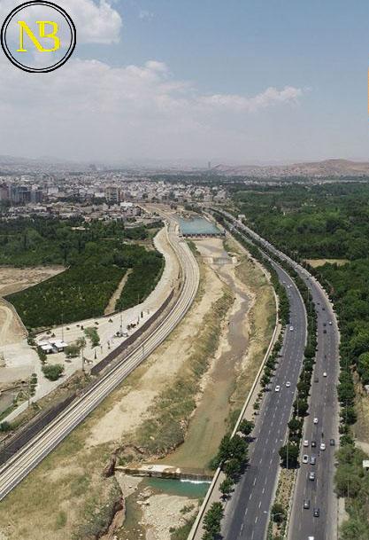 طرح منتخب پل زندگی در شیراز