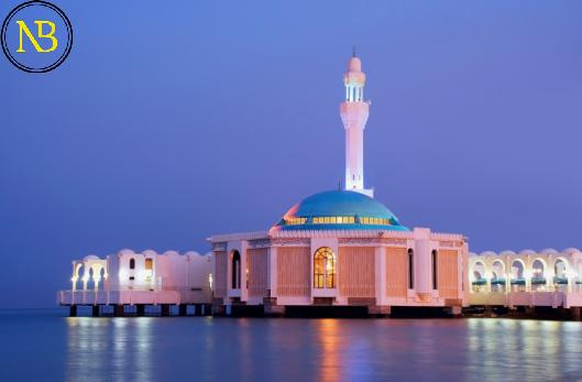 معرفی مسجد شناور در دریای سرخ