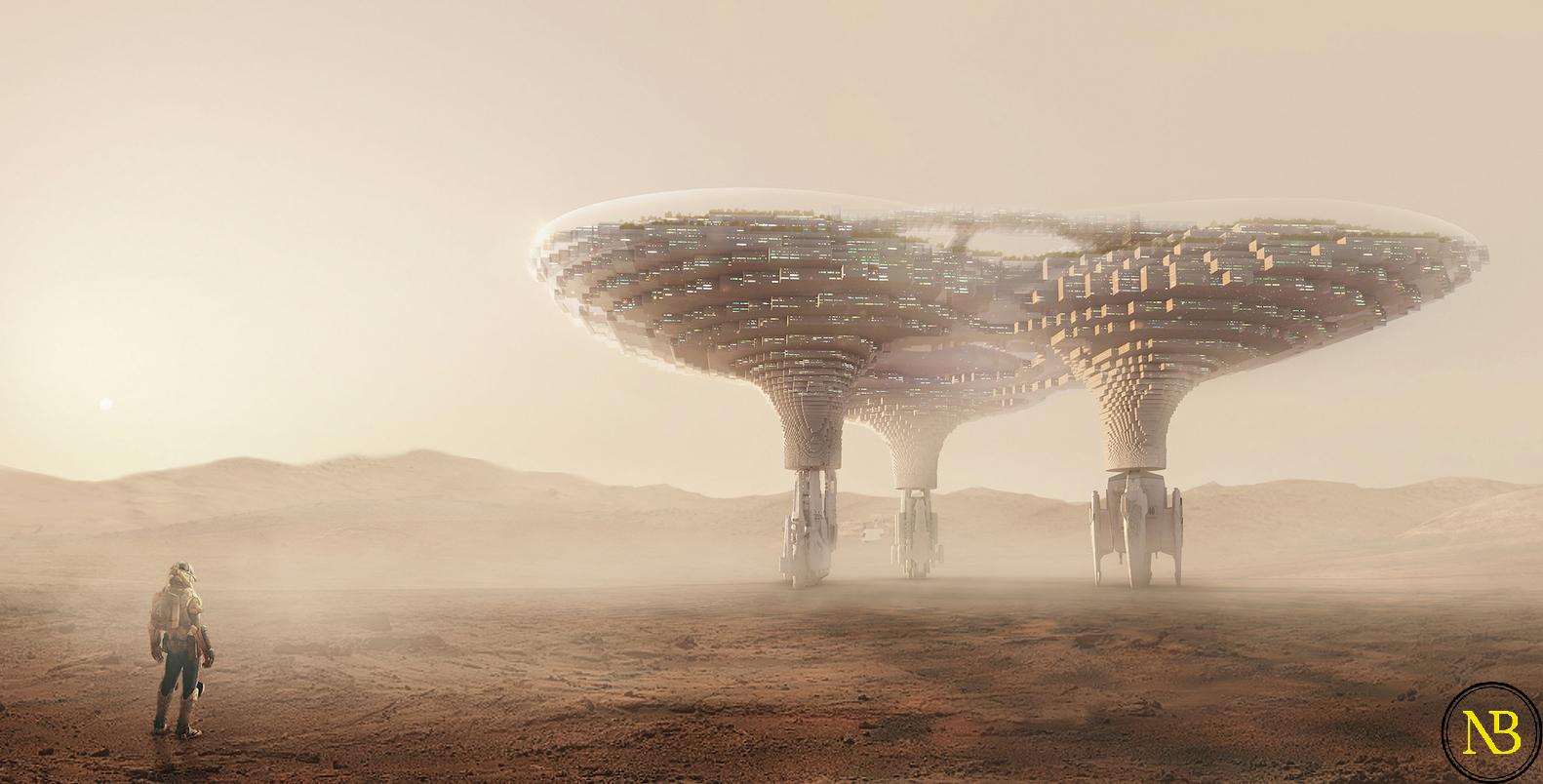 چگونه می توان یک شهر قابل زیست در آینده ساخت؟