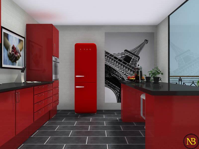 ایده های طراحی و معماری آشپزخانه