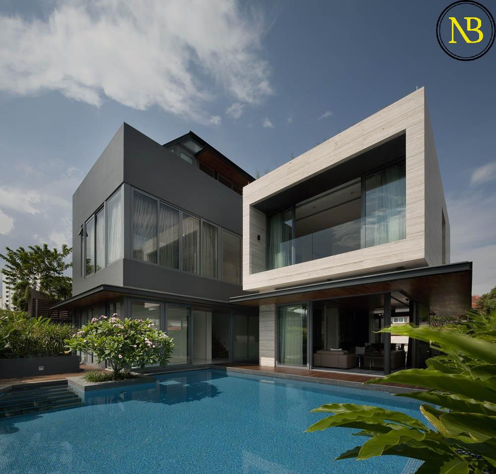 معماری مدرن و انواع آن