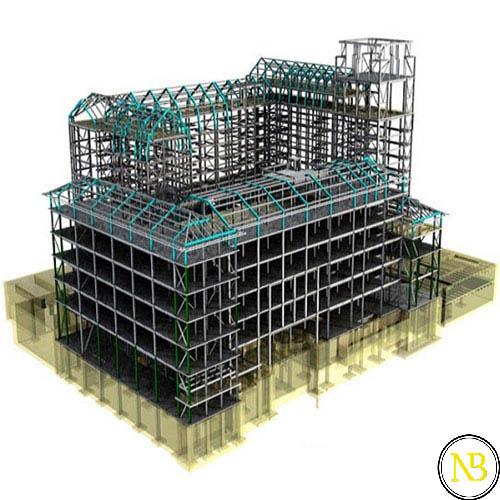 بررسی انواع سازه های فولادی