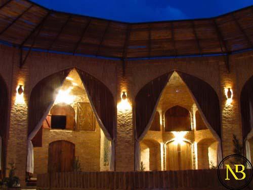 معروف ترین بنای مدور ایران