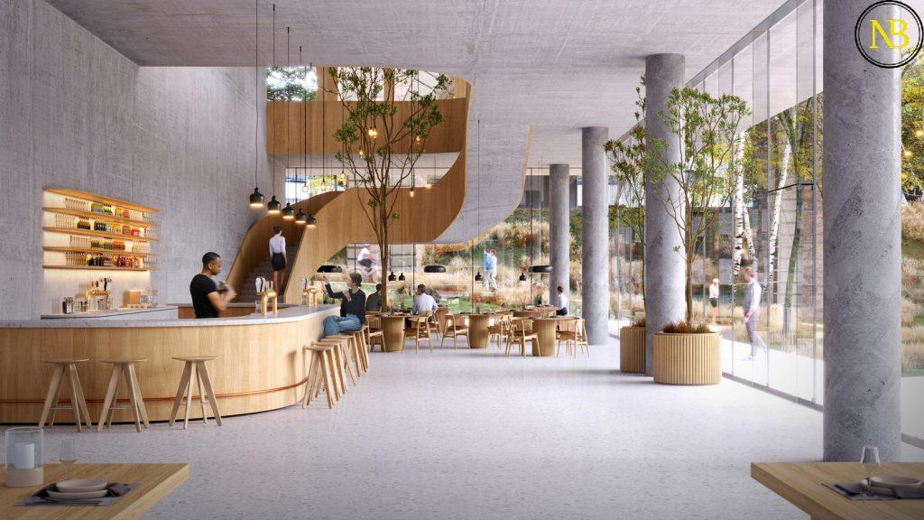 طراحی برج چوبی (Tilia) تیلیا 3XN و IttenBrechbühl | تازه های معماری | سایت  پروسه | معماری روز دنیا |  ایران و جهان | اخبار معماری روز | اخبار جدید معماری | اخبار طراحی معماری |
