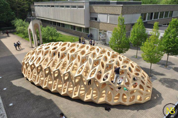 معماری بیونیک | انواع معماری بیونیک | اثار معماری بیونیک | تحلیل معماری بیونیک | معماری بیونیک در ایران | هتل معماری بیونیک