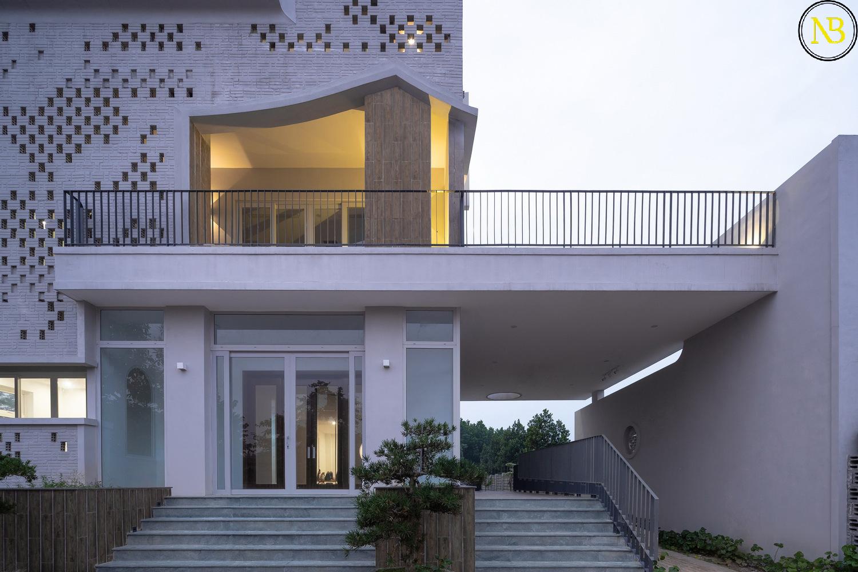 اخبار معماری، معرفی ساختمان مرکز مراقبت های ویژه در ویتنام