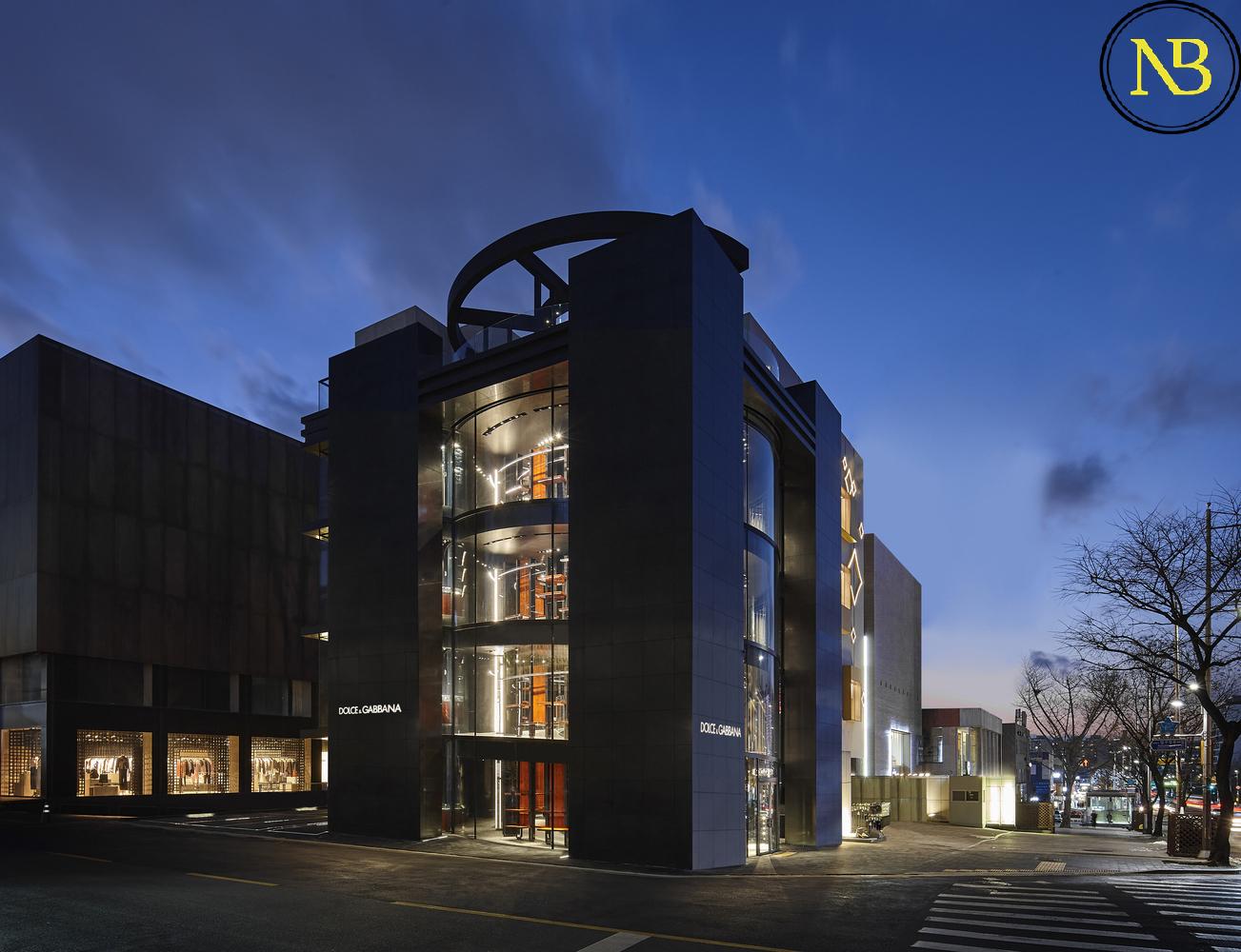 اخبار معماری، معرفی فروشگاهی در سئول