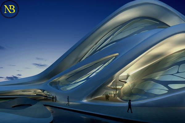 ویژگی های معماری فولدینگ