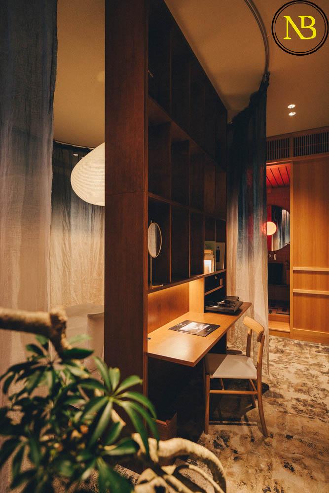 اخبار معماری، معرفی هتلی در توکیو
