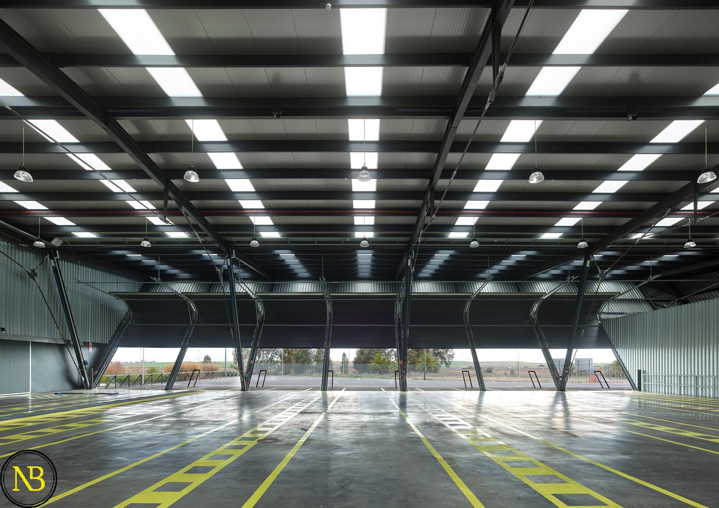 خبر معماری، مجتمع صنعتی SCANIA در اسپانیا