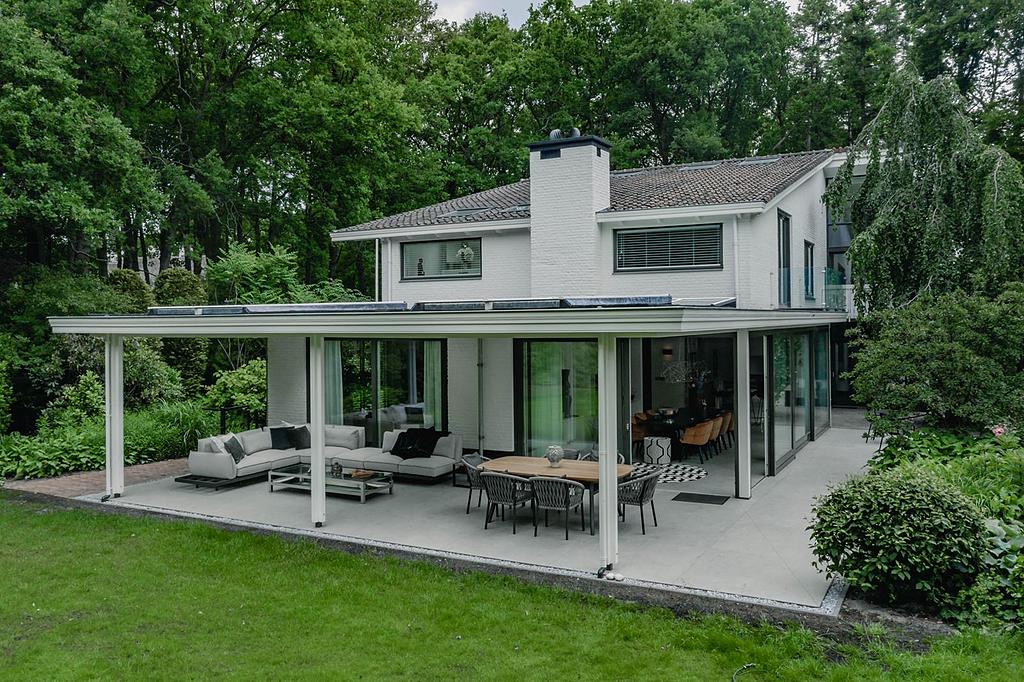 نمونه طراحی و معماری ویلا