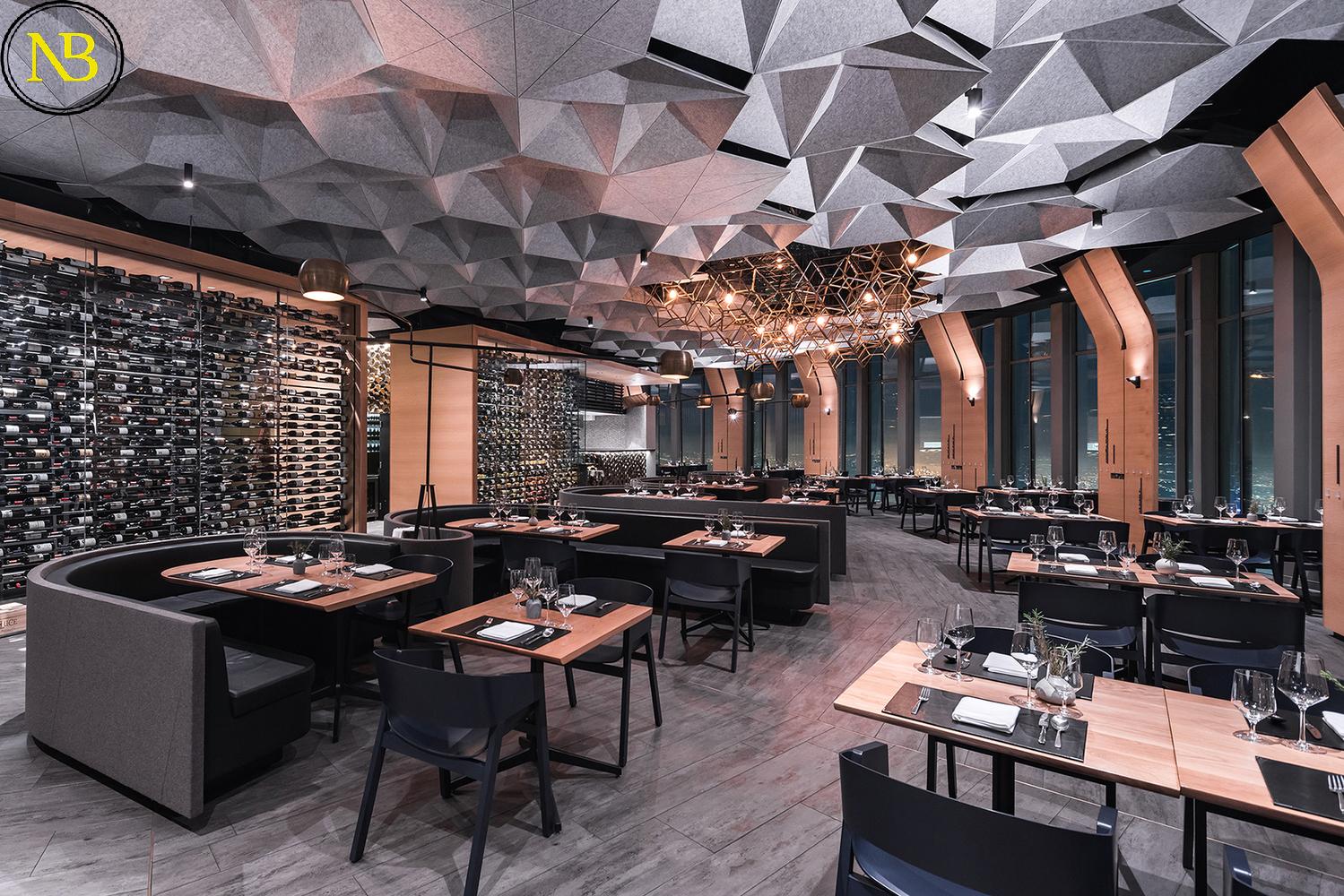 اخبار معماری، نمونه معماری و طراحی رستوران