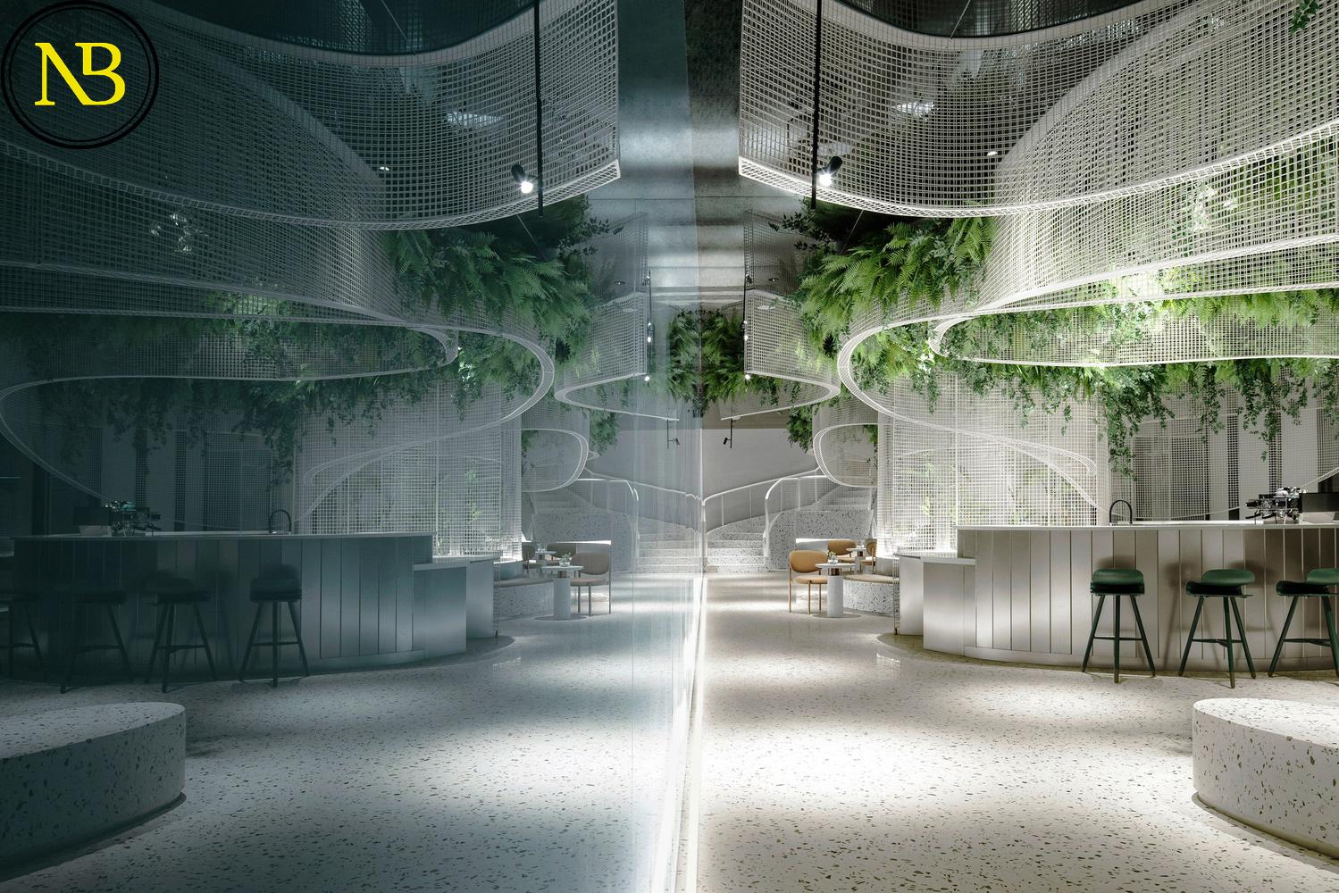اخبار معماری، طراحی کافی شاپ در چین