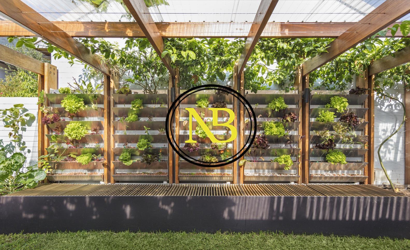 اخبار معماری، گرین وال (دیوار سبز) روف گاردن (بام سبز)