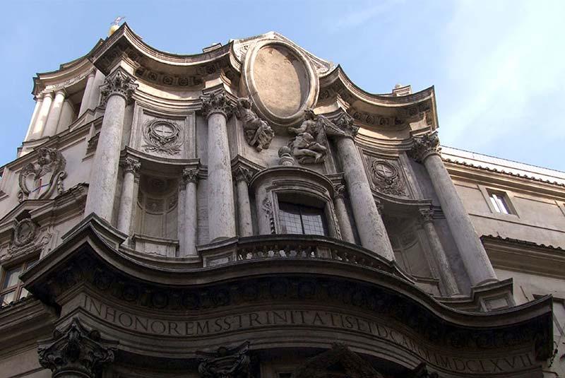 سبک باروک در معماری داخلی | ویژگی های معماری باروک | طراحی نما |  Baroque architecture | معماری در مشهد | سایت معماری پروسه | تازه های معماری | اخبار معماری