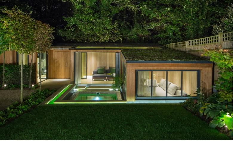 هزینه اجرای روف گاردن | روش ساخت بام سبز | لایه های بام سبز | اجرای بام سبز | روف گاردن در معماری سبز | سایت معماری پروسه | طراحی داخلی  | اخبار معماری