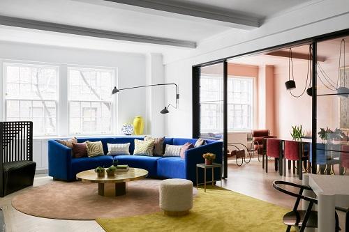 نمونه نوسازی خانه مسکونی آپارتمانی