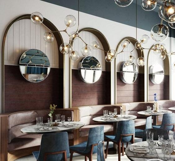 طراحی داخلی رستوران سنتی،  کلاسیک و صنعتی   هزینه راه اندازی رستوران با تیم طراحی و معماری نیما بلواسی   هزینه پروژه های نما