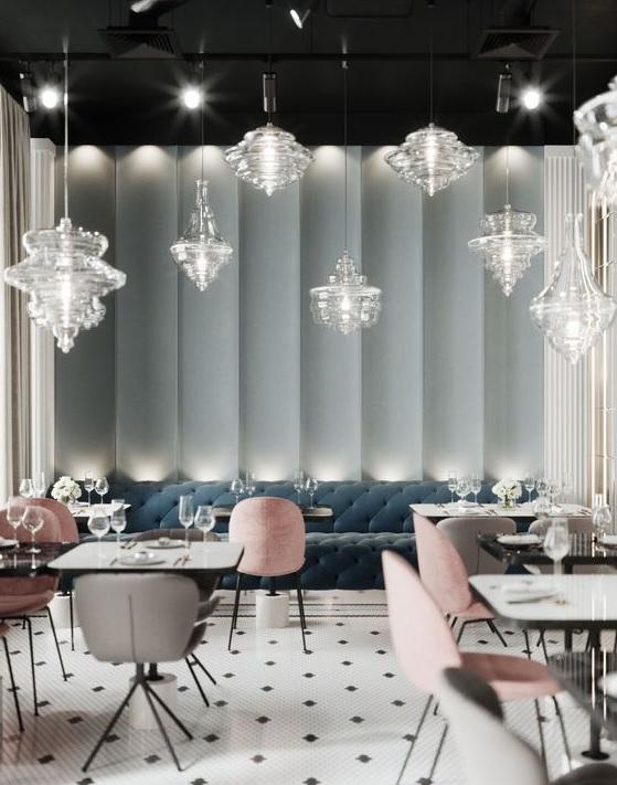 سبک کلاسیک در رستوران