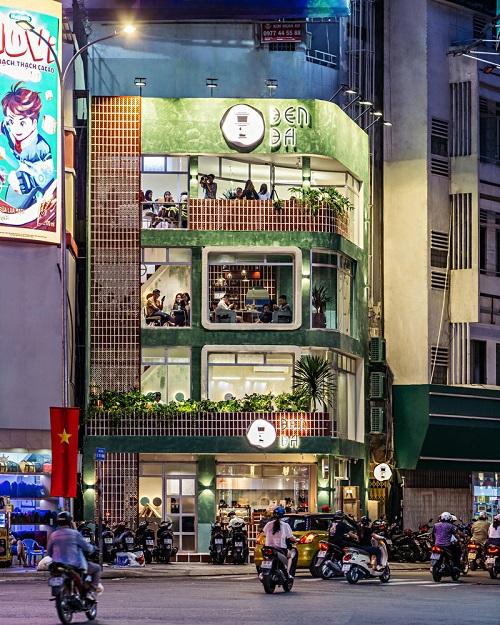 اخبار معماری، طراحی و معماری کافی شاپ در ویتنام ۲۰۲۱