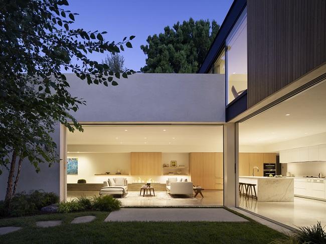 ساختمان مسکونی و معماری