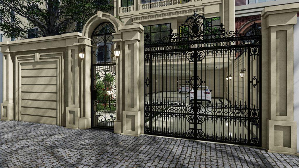 نماهای ساختمانی  | نمای ساختمان سنگ | انواع متریال نمای ساختمان | عکس نمای ساختمان | نمای ساختمان رومی | نمای بیرونی ساختمان مسکونی و سبک های مختلف، مقایسه