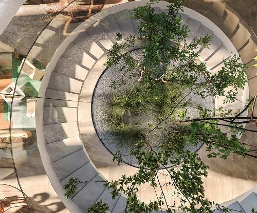 طراحی پنت هاوس در مشهد