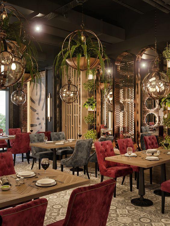 طراحی رستوران در مشهد با تیم معماری مهندس نیما بلواسی   نمای بیرونی رستوران   طراحی داخلی رستوران در مشهد   دکور رستوران چوبی   دکوراسیون فست فود و رستوران
